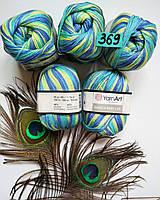 Пряжа для ручного вязания  YarnArt  Bianca Babylux (бьянка беби люкс)  детская пряжа  шерсть 369