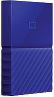 HDD 2TB USB 3.0 2.5 WD My Passport Blue WDBYFT0020BBL-WESN