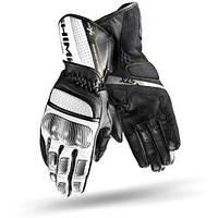 Мотоперчатки Shima STX White/ Black