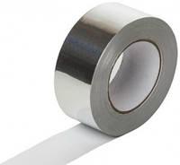 Алюминиевая термостойкая лента GoodTape 701GT 50мм х 50м (толщина алюминия 30 микрон)