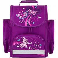 Школьный ортопедический рюкзак Tiger Бабочка Joy Collection (21105D)