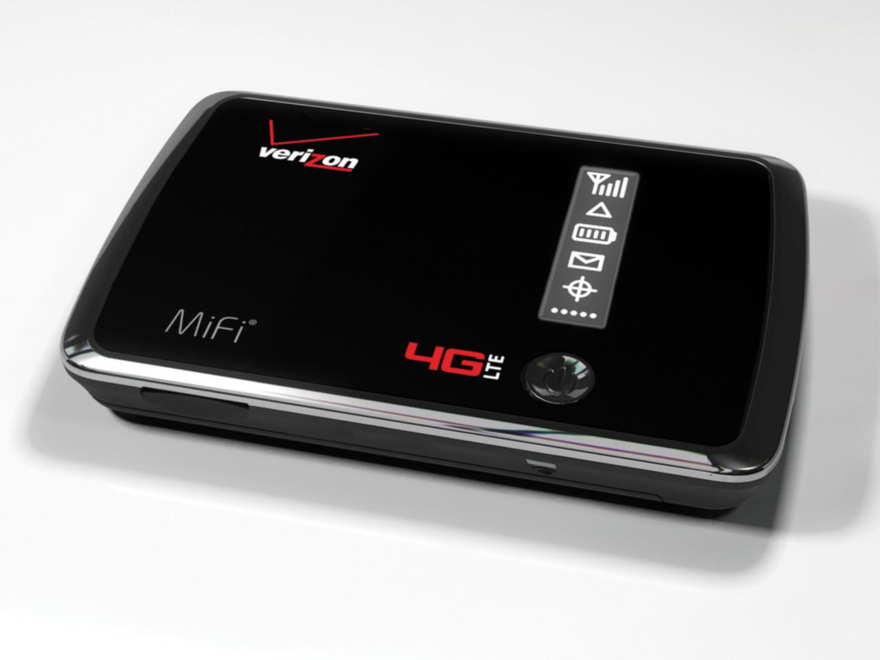 3G WiFi роутер Novatel MiFi 4510L Интертелеком с выходом под антенну