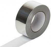 Алюминиевая термостойкая лента GoodTape 701GT 75мм х 50м (толщина алюминия 30 микрон)