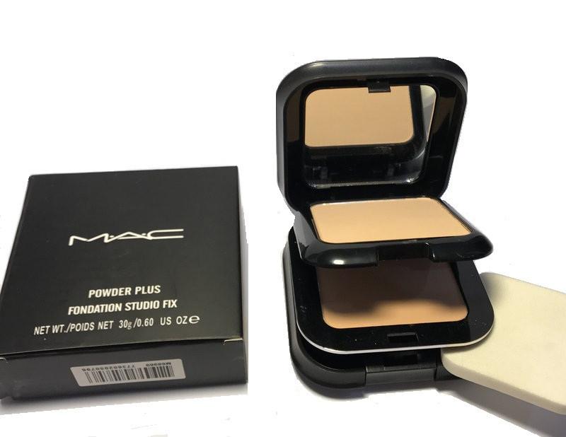Пудра 2 в 1 MAC Powder Plus Foundation Studio Fix реплика
