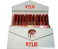 Набор жидких матовых помад Kylie Velvetines (12 шт.)