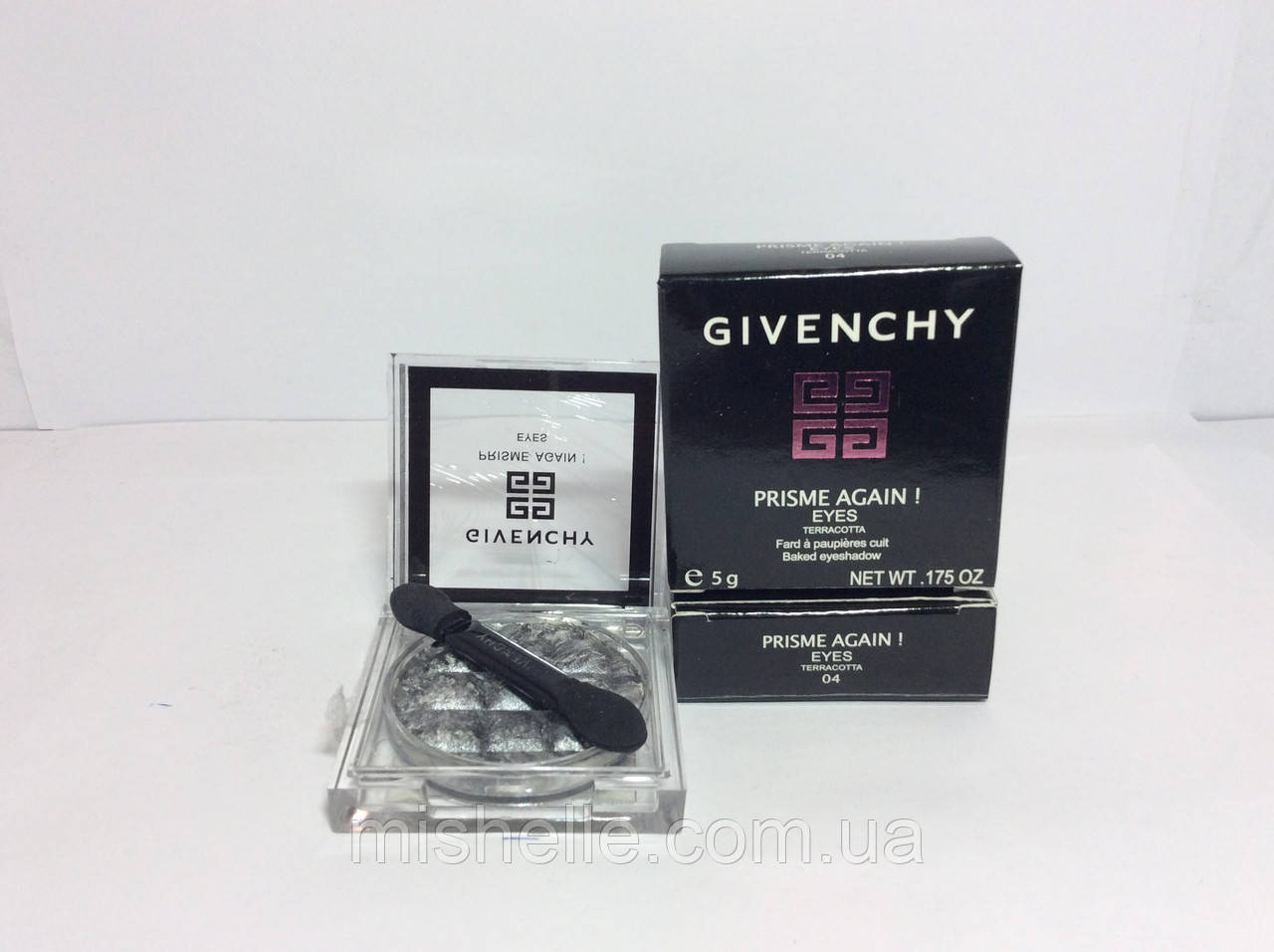 Тени Givenchy Prisme Again! Eyes Terracotta ( Живанши Призм эгейн теракота)