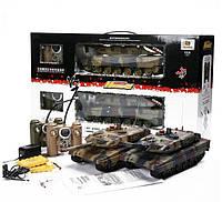 Танковый бой на радиоуправлении (558)