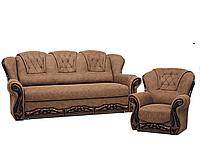 """Комплект мягкой мебели """"Версаль"""" Юдин"""