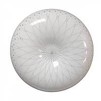 Светильник светодиодный накладной настенно-потолочный LED D395мм 220v 24w 4000K белый