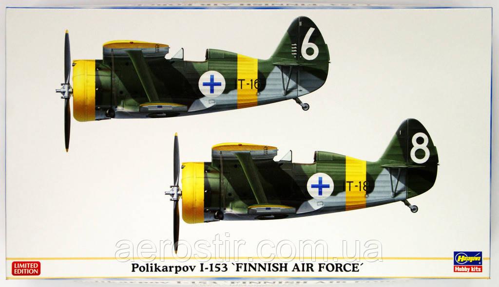 Polikarpov I-153 'Finnish Air Force' 1/72 HASEGAWA 02144