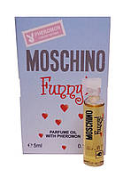 Moschino Funny - Parfume Oil with pheromon 5ml реплика
