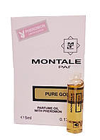 Montale Pure Gold - Parfume Oil with pheromon 5ml
