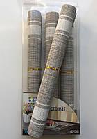 Набор 4 шт Салфетки-подложки для защиты стола (сетка) 30х45см (NS03)