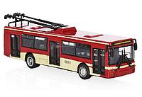 Металлическая Модель Троллейбуса
