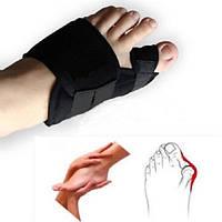 Бандаж-шина помогает избавится от косточки на ноге, вальгусная деформация.