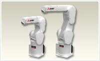Промышленные роботы MELFA  серии RV