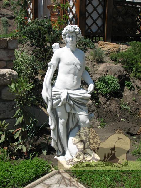 Скульптуры садово-парковые