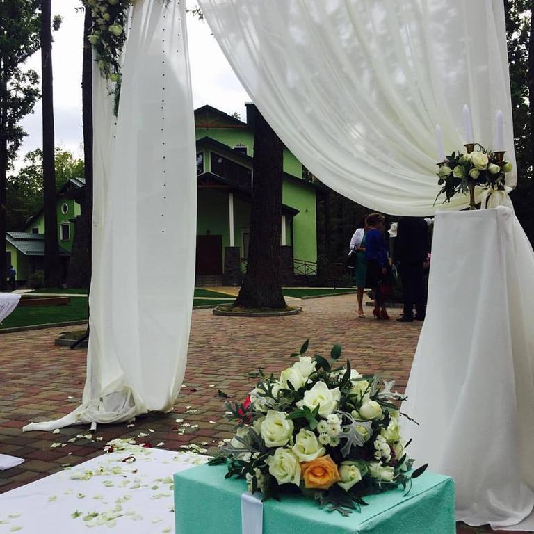 Оформления места проведения свадьбы. Декорирование выездной церемонии. 25