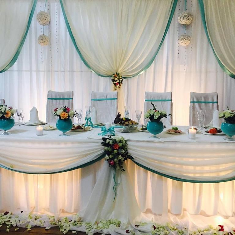 Оформления места проведения свадьбы. Декорирование выездной церемонии. 26