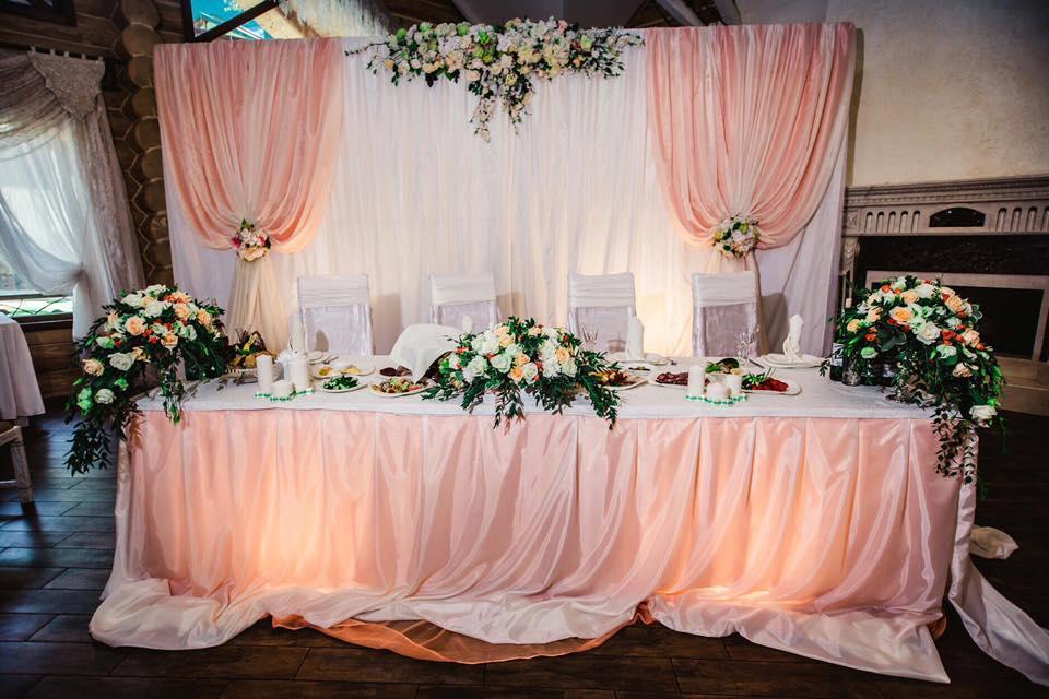 Оформления места проведения свадьбы. Декорирование выездной церемонии. 36
