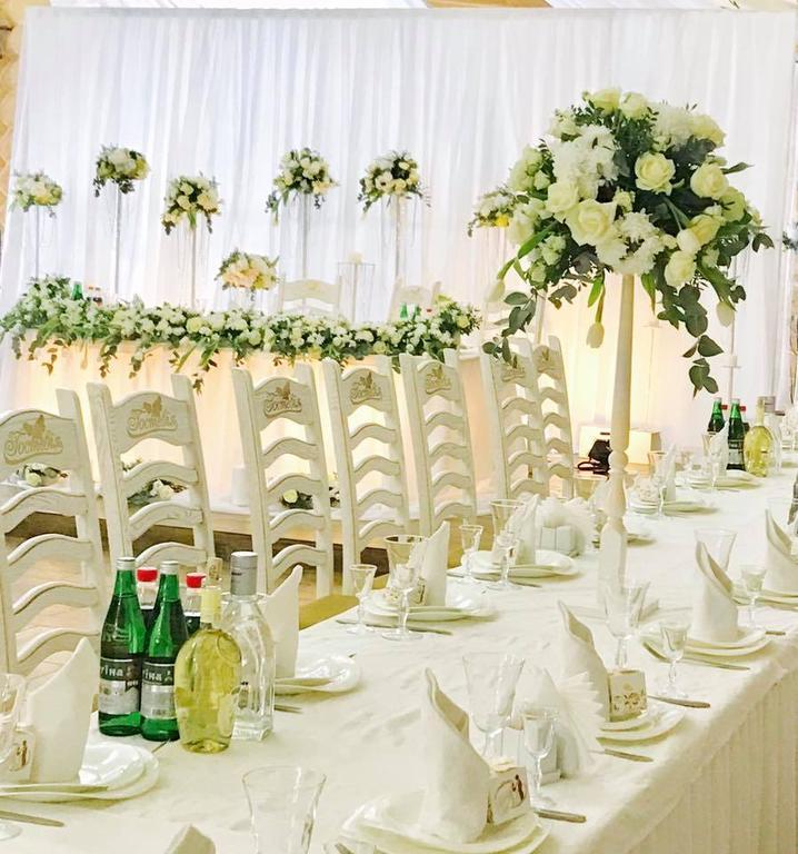 Оформления места проведения свадьбы. Декорирование выездной церемонии. 37