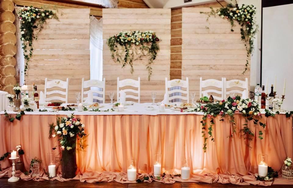 Оформления места проведения свадьбы. Декорирование выездной церемонии. 38