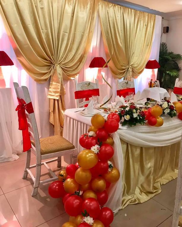 Оформления места проведения свадьбы. Декорирование выездной церемонии. 41