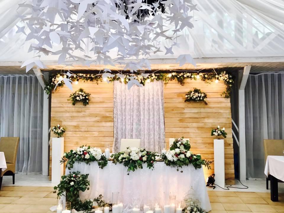 Оформления места проведения свадьбы. Декорирование выездной церемонии. 43