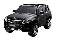 Эл-мобиль T-798 Mercedes GLK300 BLACK джип на р.у. 12V7AH мотор 235W с MP3 1307858 ш.к.