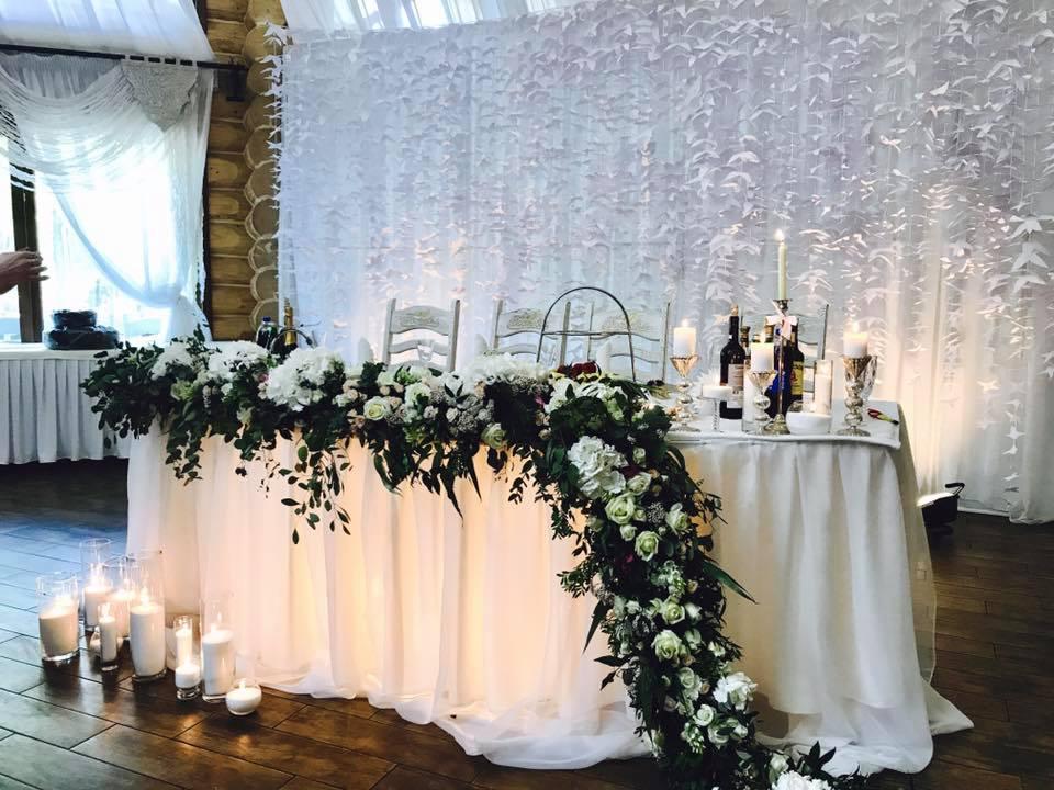 Оформления места проведения свадьбы. Декорирование выездной церемонии. 44