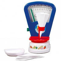4517932 Детские магазинные механические весы с овощами Simba