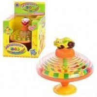 Детская игрушка для малышей юла