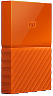 HDD 1TB USB 3.0 2.5 WD My Passport Orange WDBYNN0010BOR-WESN