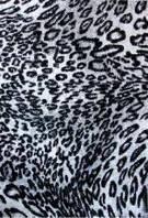 Ковёр Kolibri леопардовый принт - серый