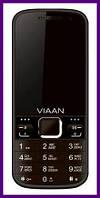 Телефон Viaan V281 (Black). Гарантия в Украине 1 год!