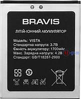 Аккумулятор Bravis Vista 1700 mAh Original
