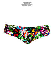 Funky Trunks Jungle Jam FT35 - хлоростойкие мужские плавки, фото 1