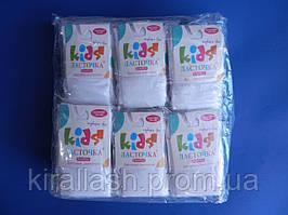 """Детские колготки хлопок для девочек и мальчиков """"Ласточка"""" Бамбук Белые ( разные размеры mix )"""