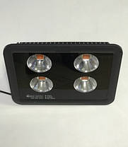 Светодиодный фитопрожектор SL-200G 200W IP65 (full spectrum led) Код.58961, фото 3