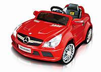 Эл-мобиль T-794 Mercedes SL65 AMG RED легковая на р.у. 6V7AH мотор 118W с MP3 1236853 ш.к