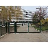 Распашные ворота 3D, Шир.3000хВыс.1680мм, фото 2