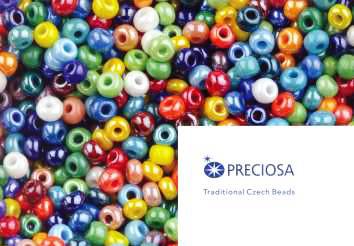 Цена на чешский бисер Preciosa снижена!!!