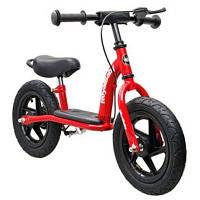 Беговел Balance bike Red