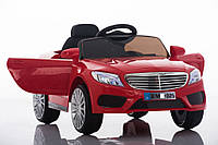 Эл-мобиль T-7611 RED легковая на р.у. 6V4.5AH мотор 125W с MP3 1076248 ш.к.