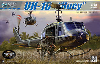 UH-1D 'Huey' 1/48 KITTY HAWK 80154