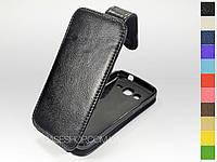 Откидной чехол из натуральной кожи для Samsung g3812 Galaxy Win Pro