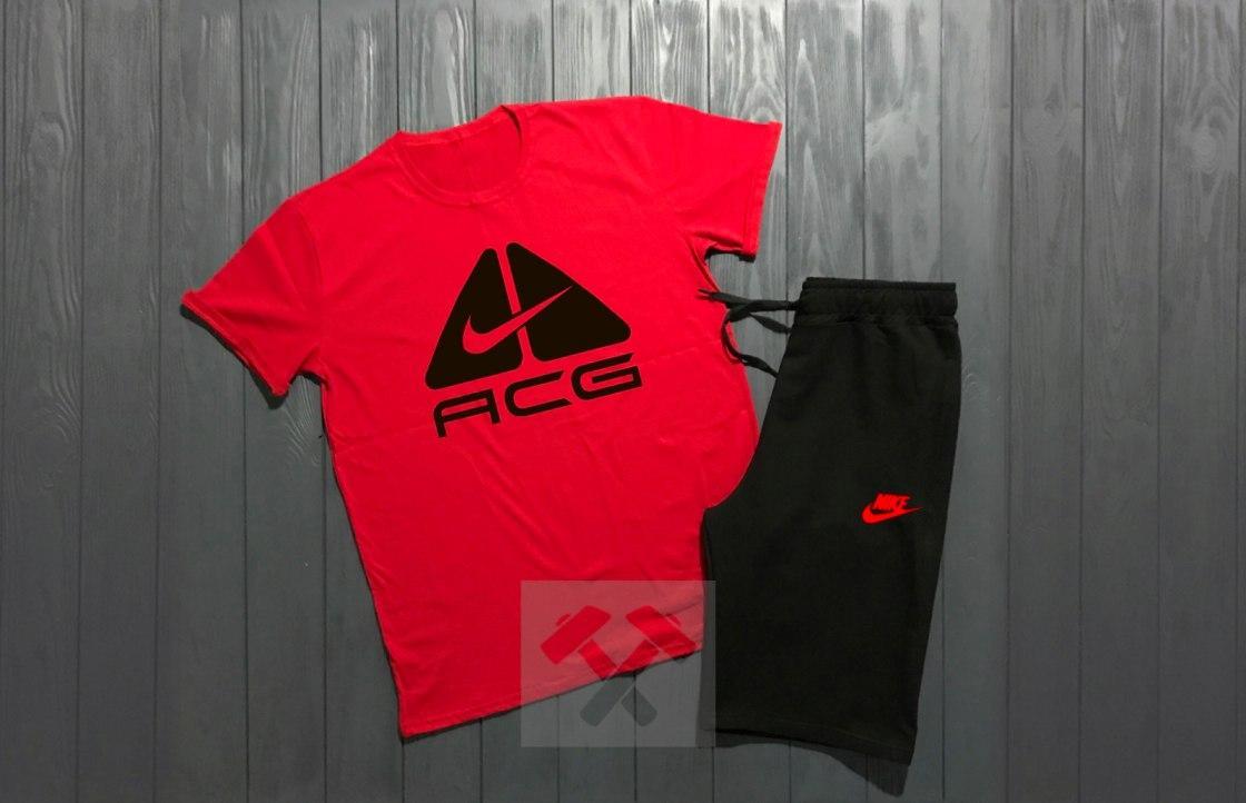 Комплект Nike (Найк), большое лого ACG