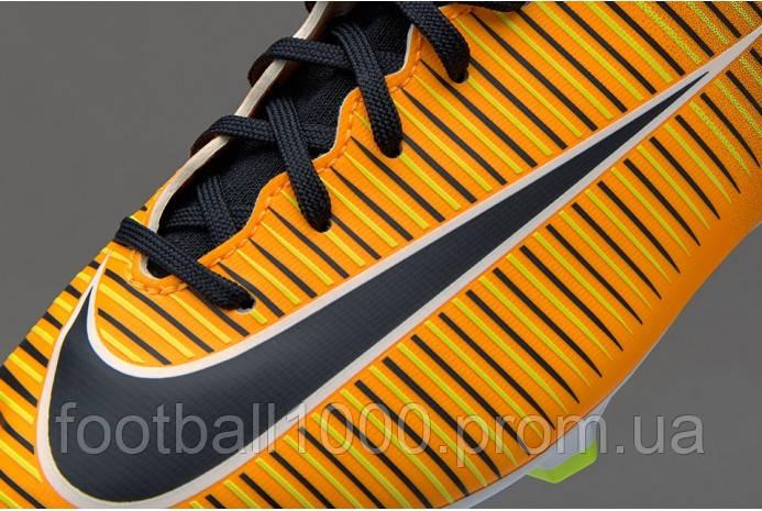 020704ec ... Детские футбольные бутсы Nike Mercurial Victory VI DF FG 903600-801, ...