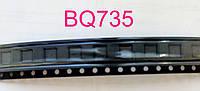 BQ735 ( BQ24735 ) запечатанные в ленте