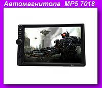 MP5 7018 GPS USB Автомагнитола магнитола,Автомагнитола в авто